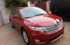 Clean Tokunbo Used Toyota Venza 2010