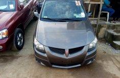 Clean Tokunbo Used  Pontiac Vibe 2004