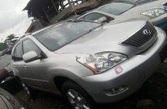 Clean Tokunbo Used  Lexus RX 2006
