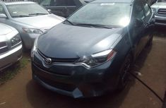 Clean Tokunbo Used  Toyota Corolla 2015