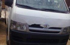 Neat Tokunbo Used Toyota HiAce 2008