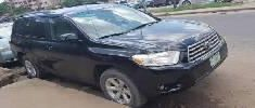 Nigerian Used 2008 Toyota Highlander in Lagos
