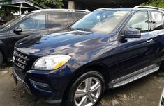 Neat Foreign used 2013 Mercedes-Benz ML 320