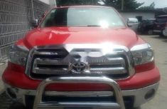 Clean Tokunbo Used Toyota Tundra 2010