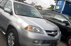 Foreign Used 2006 Acura MDX
