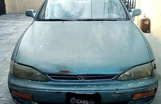 Cheap Clean Nigerian Used  Toyota Camry 1996