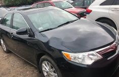 Super Clean Tokunbo Toyota Camry 2012