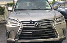 Clean Tokunbo Used Lexus LX 2016
