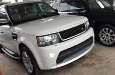 Clean Nigerian Used Land Rover Range Sport 2012