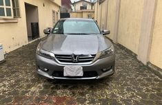 Nigerian Used 2014 Honda Accord