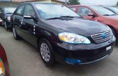Neat Tokunbo Used Toyota Corolla 2006