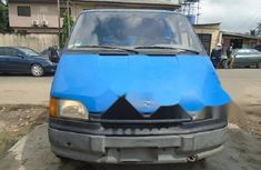 Clean Nigerian Used Ford Transit 2001