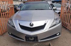 Foreign Used Acura ZDX 2010