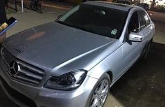 Neat Tokunbo Used Mercedes-Benz C300 2013