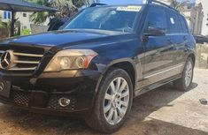 Neat Foreign used Mercedes-Benz GLK 2012
