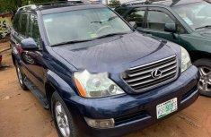 Neat Nigerian used Lexus GX 2005