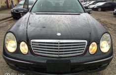 Foreign Used 2004 Mercedes-Benz E320