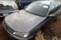 Neat Tokunbo Used Peugeot 406 2008
