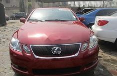 Super Neat Tokunbo Used Lexus GS 2006