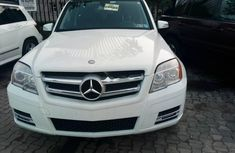 Super Clean Tokunbo Mercedes-Benz GLK 2011