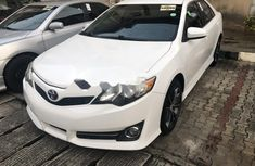 Foreign Used 2012 Toyota Camry in Lagos