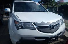 Clean Tokunbo Used Acura MDX 2008