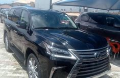 Neat Foreign used Lexus LX 2017