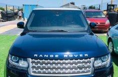 Clean Tokunbo Used  Land Rover Ranger Vogue 2015