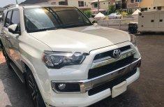 Neat Tokunbo Used Toyota 4-Runner 2014