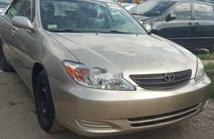 Neat Foreign used 2003 Toyota Camry