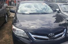 Clean Tokunbo Used Toyota Corolla 2012