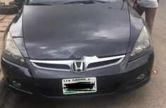 Well Maintained Nigerian used 2007 Honda Accord