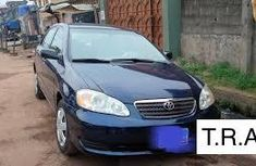 Nigerian Used Toyota Corolla 2005 Model in Lagos