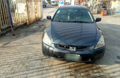 Nigerian Used Honda Accord 2005 Model in Nigeria