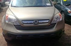 Nigerian Used Honda CRV 2008 Model