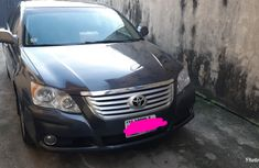 Clean Nigerian Used Toyota Avalon 2008
