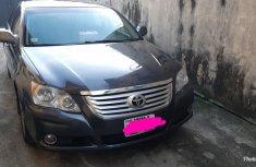Clean Nigerian Used Toyota Avalon 2008
