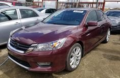 Neat Foreign used 2013 Honda Accord