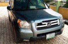 Neat Nigerian used 2005 Honda Pilot