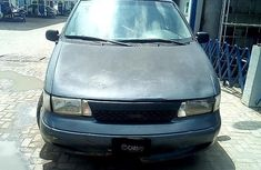 Nigerian Used Nissan Quest 1997