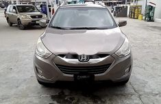 Nigerian Used Hyundai ix35 2012 Model