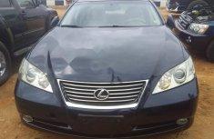 Clean NIgerian Used  Lexus ES 2008