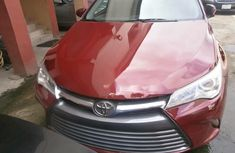 Well Maintained Nigerian used Toyota Camry 2015