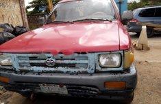 Clean Nigerian Used Toyota Hilux 2000