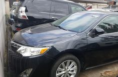 Clean Tokunbo Used Toyota Camry 2012 Black