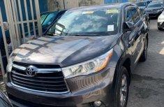 Foreign Used 2014 Toyota Highlander