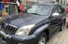 Clean Tokunbo Used Toyota Land Cruiser Prado 2008