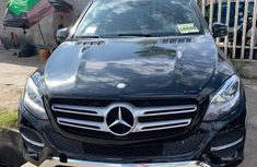 Neat Foreign used 2016 Mercedes-Benz GLE