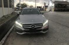 Super Clean Tokunbo Mercedes-Benz C300 2015
