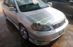 Nigerian Used 2007 Toyota Corolla